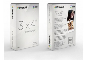 Polaroid Zink 3x4 Photo Paper