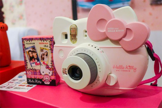 Fujifilm Instax Hello Kitty Camera