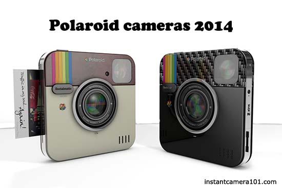 Polaroid Cameras 2014