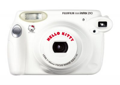 Hello Kitty Instax 210 Camera