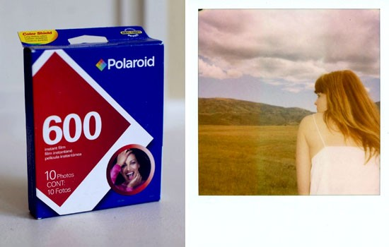 Polaroid 600 Film Cheap