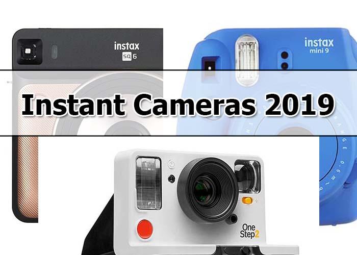 Instant Camera 2019