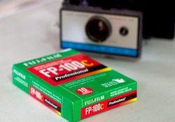 Fuji FP-100c Instant Film