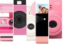 Best Pink Instant Camera