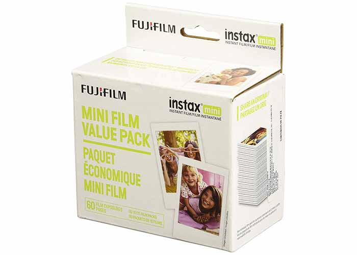 Fujifilm Instax Mini Instant Film Value Pack