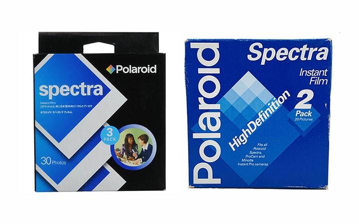Polaroid Spectra Instant Film